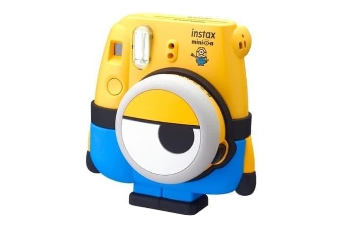 Foto Produk Fujifilm Instax Mini 8 Minion dari candycamera