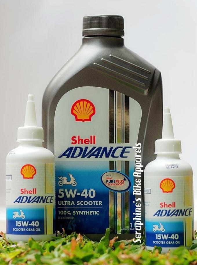 Katalog Shell Advance Matic Travelbon.com
