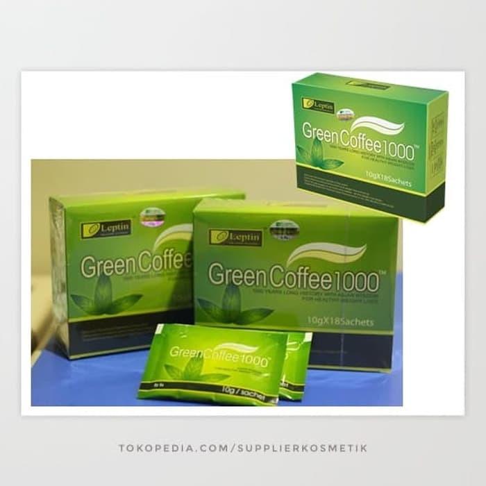 leptin green coffee 800 vs 1000m