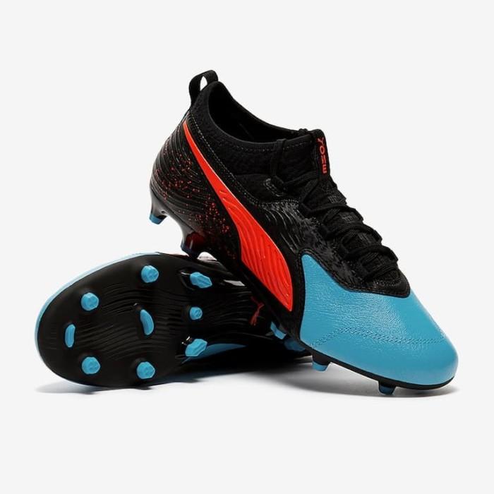 Jual Sepatu bola Puma original One 19.3 FG AG bleu Azur 10548601 ... a2f6bf3146