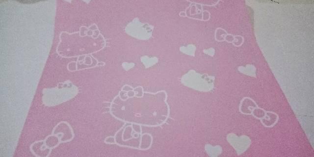 Jual Wallpaper Dinding Paling Murah Ruangan Kamar Tidur Hello Kitty
