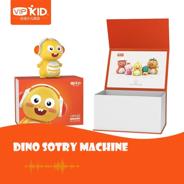 graphic regarding Vipkid Dino Printable known as Jual VIPKID Dino Chinese Kids English Tale System Youngsters Mastering - DKI Jakarta - GlobalShop12 Tokopedia
