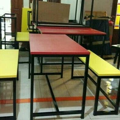 Jual Set Meja Kursi Cafe Bar Kota Depok Depok Interior Tokopedia