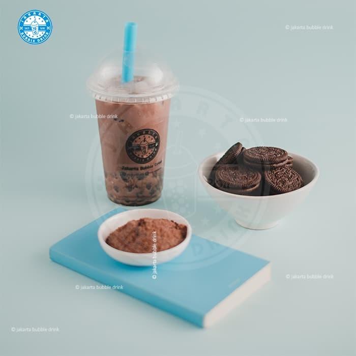 87 Gambar Minuman Coklat Oreo