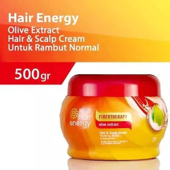 Makarizo Hair Energy Fibertherapy Royal Jelly extract 500g