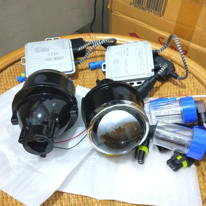 harga Projector khusus foglamp merk iphcar lensa 3inch lengkap hid sepasang Tokopedia.com