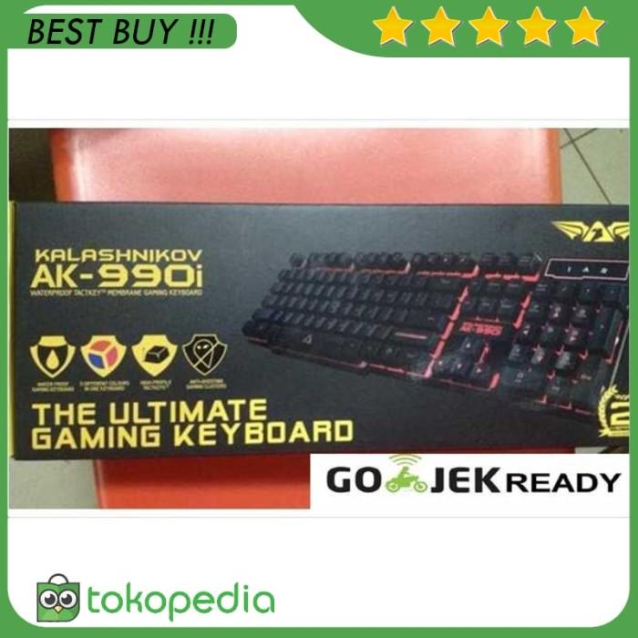 Keyboard Gaming Armaggeddon AK990i -K1198