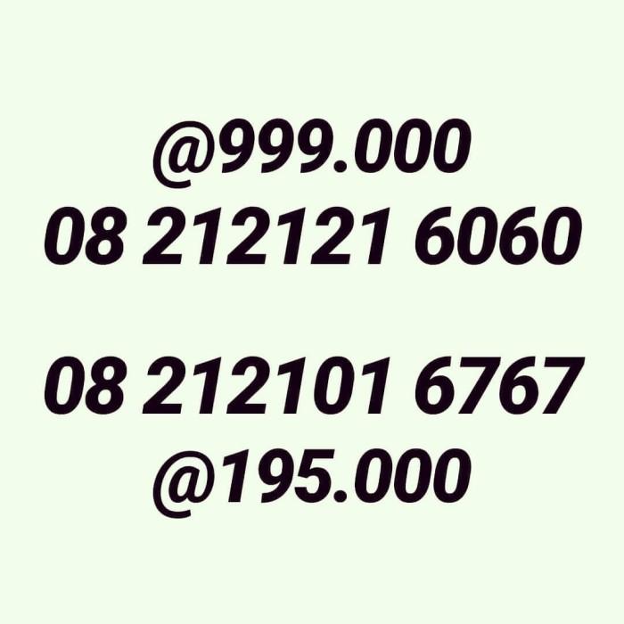 harga Nomor cantik simpati 212121 kartu perdana simpati 8888 9999 6666 1111 Tokopedia.com