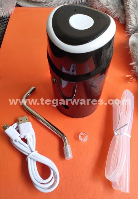 Foto Produk Pompa Air Minum Galon Otomatis Dispenser Air Minum Mini Elektrik dari HNR67