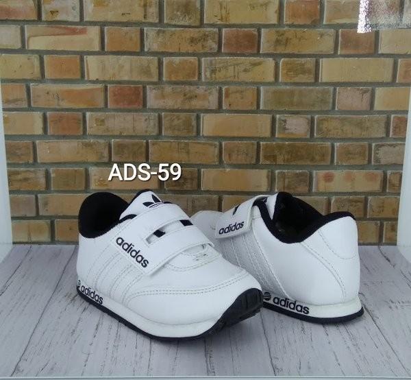 Jual Sepatu Anak Unisex Sepatu Adidas Putih Anak Laki Laki Wanita