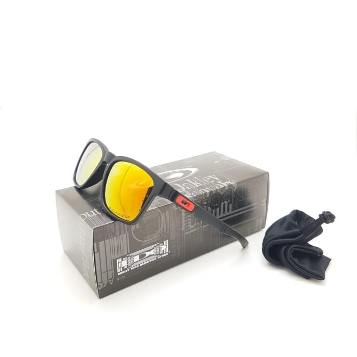 Jual kacamata oakley catalyst black fire - gudang-kacamata  e9bf7e8383