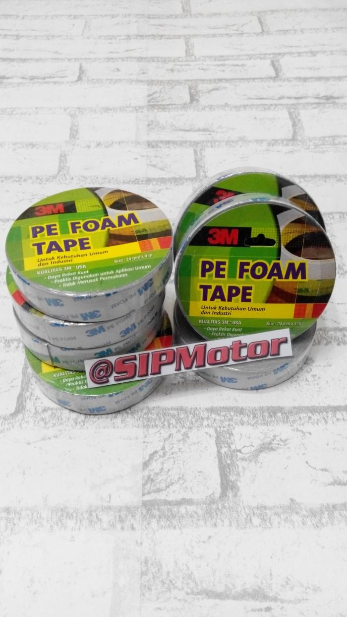 Foto Produk Double Tape 3m Pe Foam 24mm Lem Double Tip Perekat dari SIPMotor
