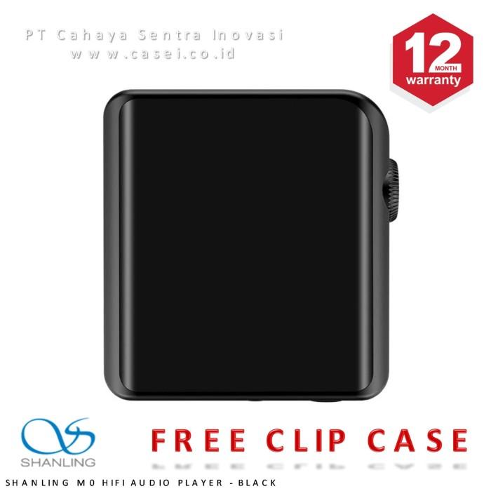 harga Shanling m0 hi-res portable digital audio music player bluetooth - hitam Tokopedia.com