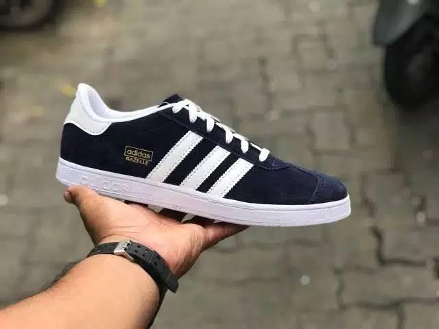 Sepatu Kw Super Gazelle 3844 Pria Ori Grade Adidas Jual Din46shop OxHdpqfww