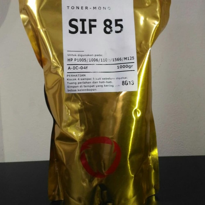 Foto Produk Bubuk Toner Hp P1006/P1102/85A/78A/35A/83A/79A - 1Kg dari Mitraink