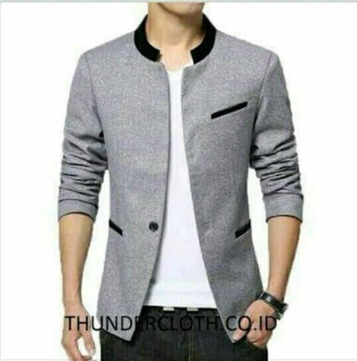 52 Gambar Baju Blazer Untuk Cowok Paling Unik