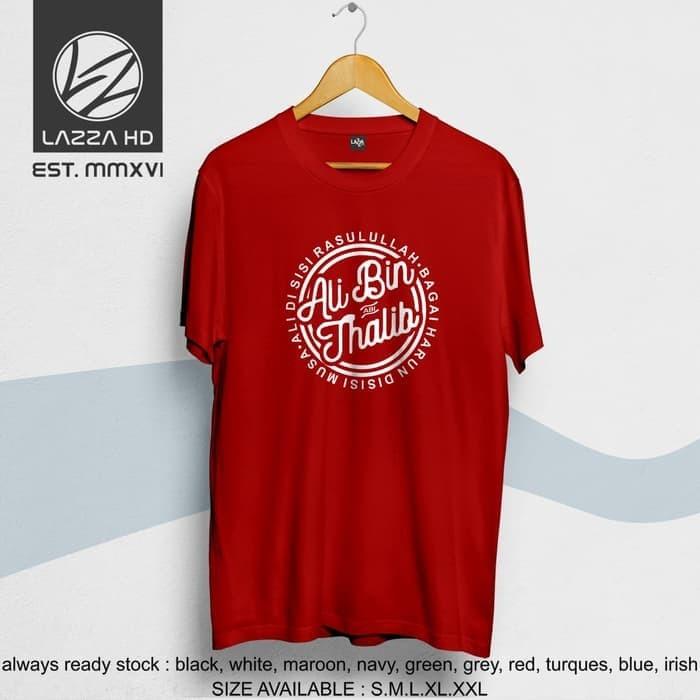 Jual Kaos Tshirt Distro Dakwah Islami Khalifah Ali Bin Abi Thalib Terlaris  - Kab Ciamis - Takegawa Shop | Tokopedia