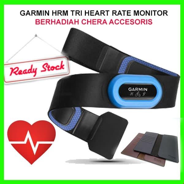 harga Garmin strap hrm tri ant heart rate chest monitor run bike swim fenix Tokopedia.com