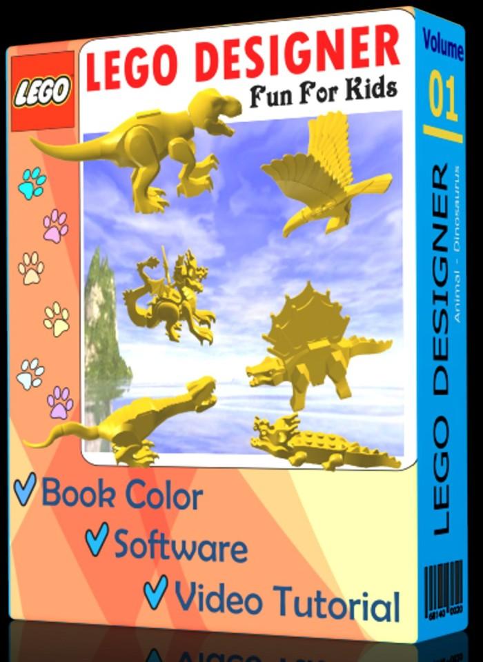 Jual Istimewa Buku Digital Lego Designer Format Pdf Dan Video