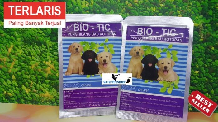 PREMIUM BIOTIC DOG PENGHILANG BAU KOTORAN ANJING JBE. Toko dalam status moderasi