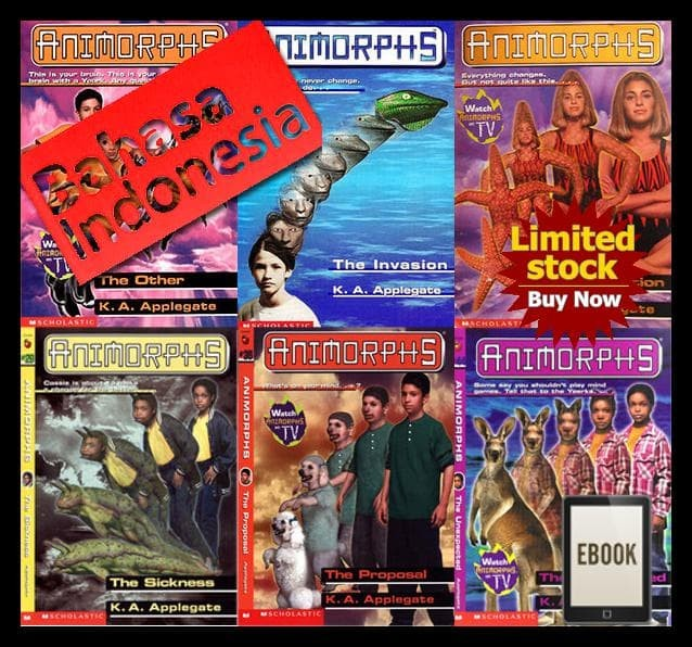 Animorph Ebook Indo