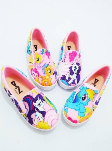Jual Best Price Flat Shoes Sepatu Anak Sepatu Slip On Kuda Poni