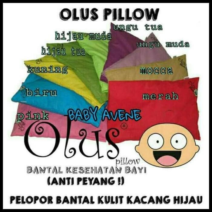 FREE ONGKIR Bantal Kesehatan Bayi Olus Pillow/Bantal Kesehatan Bayi