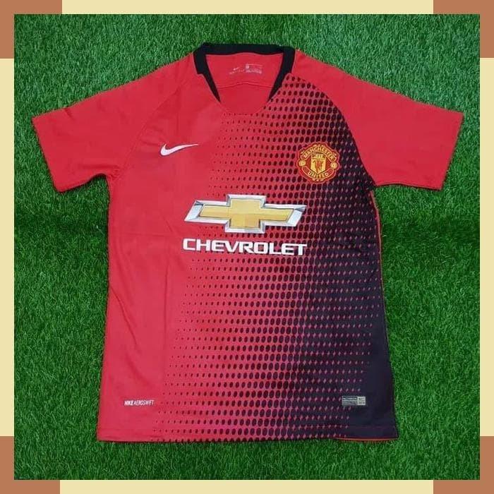 buy popular fbc57 d0141 Jual JERSEY BAJU BOLA MANCHESTER UNITED HOME 2019/2020 NEW - GRADE ORI -  DKI Jakarta - Arengka Store   Tokopedia