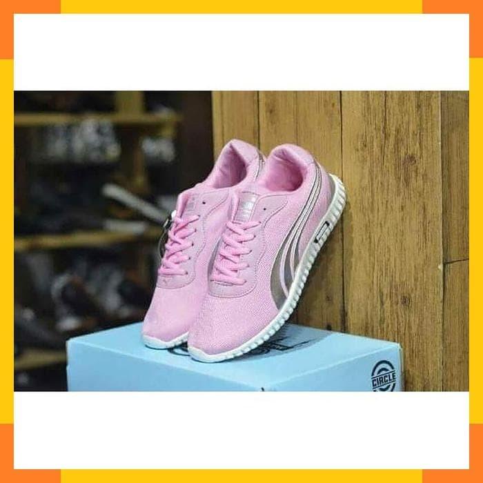 Jual Sepatu Running Wanita Merk Puma Kualitas Import Kota