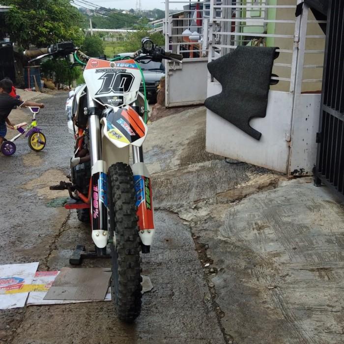 Jual Motor Trail Modif Megapro Kab Bogor Garagetoko Tokopedia