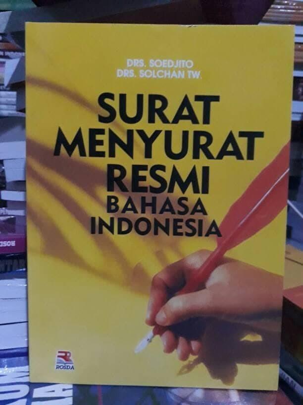 Jual Buku Kesekretariatan Surat Menyurat Resmi Bahasa Indonesia Dki Jakarta Buku Orange Tokopedia