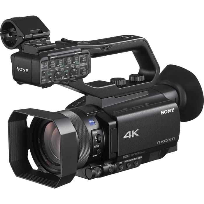 harga Sony hxr-nx80 nxcam 4k handycame sony hxr nx80 Tokopedia.com
