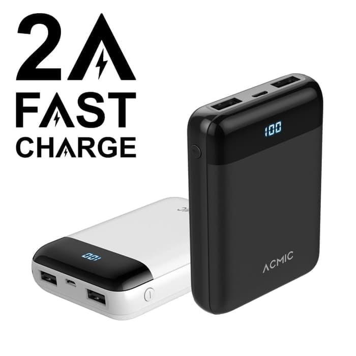 Image result for ACMIC D10 10000mAh Mini PowerBank