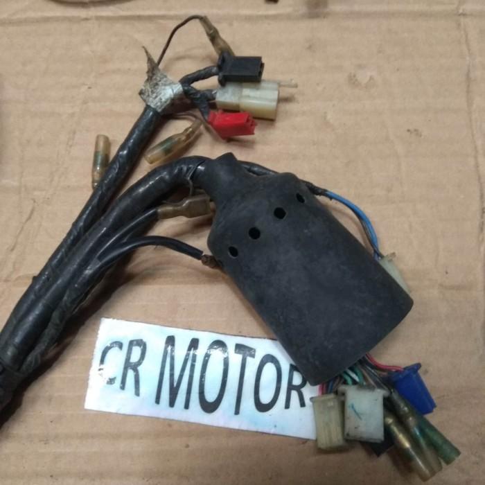 Jual original kabel Kabel wiring harness Vixion old lama ori - Kota on