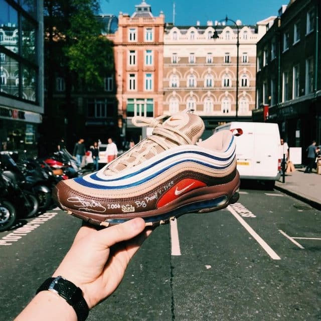 Eminem' Nike Air Max 97 Available on Ebay | Sole Collector