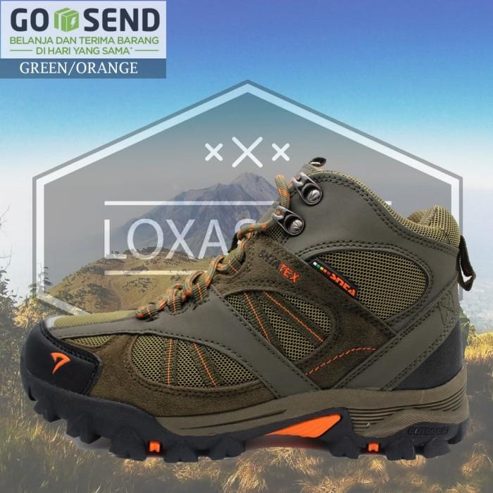PROMO Sepatu Gunung - Sepatu SNTA 481 - Sepatu Outdoor Hiking - Gosend 7f2649f4c9