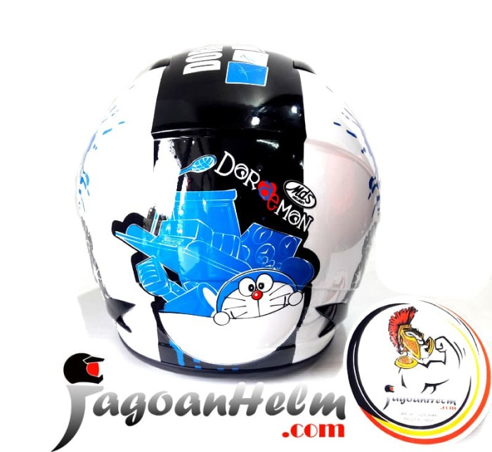 harga Mds helm cartoon sport r3 doraemon - dewasa Tokopedia.com