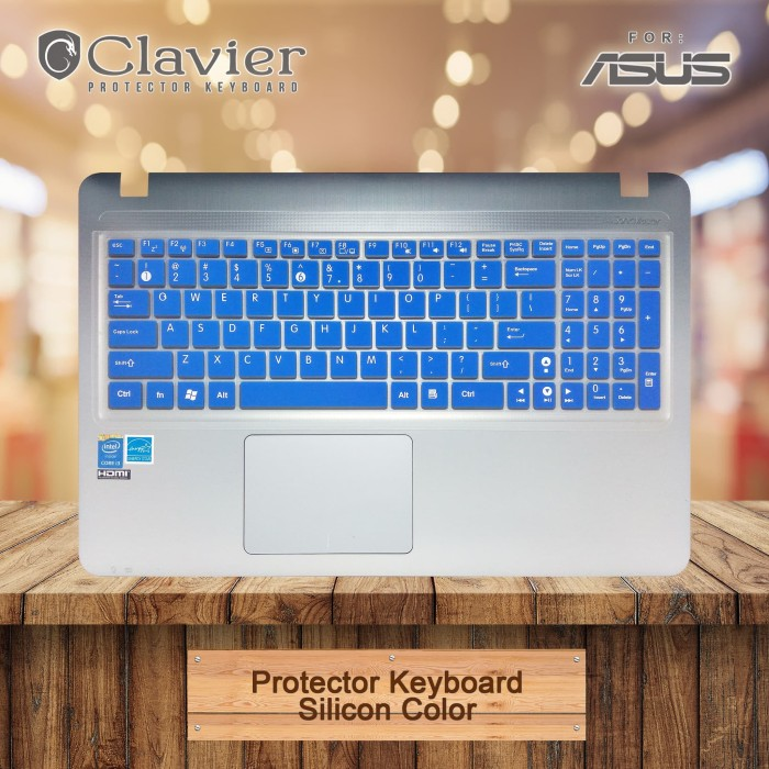 harga Asus color keyboard protector/keyboard protektor/pelindung keyboard Tokopedia.com