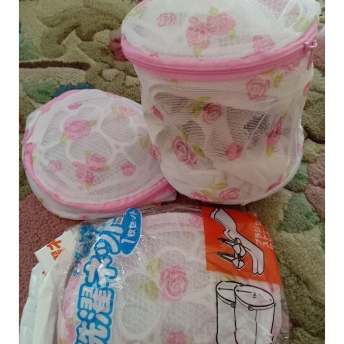Laundry Bra Bag // Kantong Cuci Bra dan Celana Dalam