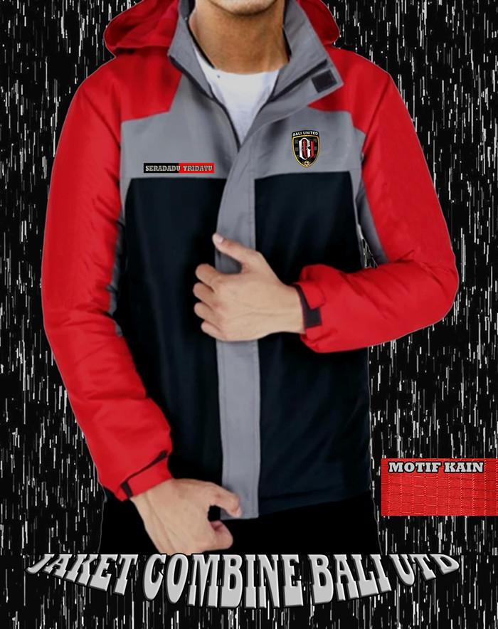 Foto Produk Jaket Kombinasi Bali United (Combine) M,L,XL dari indazzle