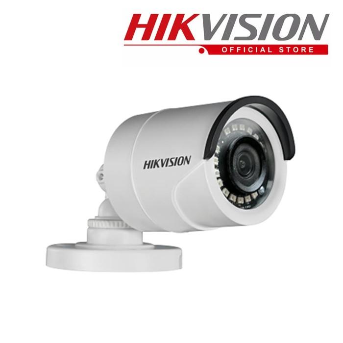harga Kamera hikvision ds-2ce16d3t-i3pf 2 mp ir bullet camera Tokopedia.com