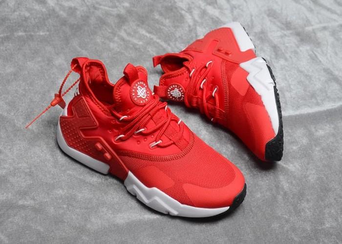 Jual Sepatu Nike Air Huarache Drift Premium Bright Red Premium Original - Jakarta Selatan - AFS.Store | Tokopedia