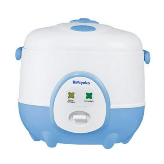 Foto Produk rice cooker mini kecil miyako 606A magic com 3 in 1 garansi resmi dari sini grosir