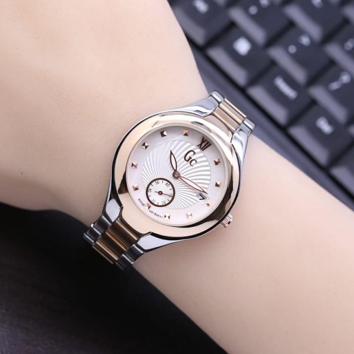 Foto Produk jam tangan GC GUESS COLLECTION WANITA DIAL SECOND RANTAI - Biru dari Multyshop MSI