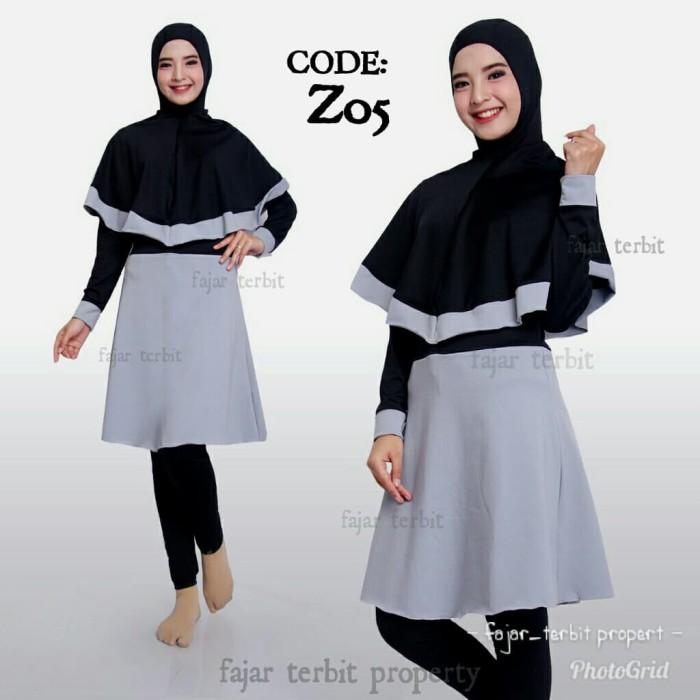 Jual baju wanita renang muslimah syari dewasa baju renang hijab syar ... 8fd756d0d7