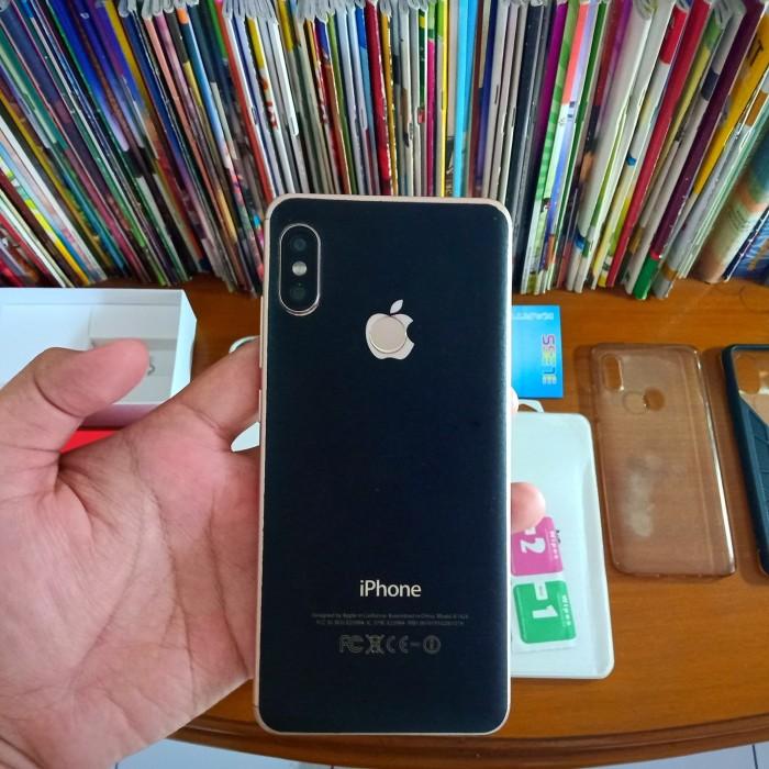 XIAOMI REDMI NOTE 5 Fullset ORIGINAL mirip Iphone x Hp BEKAS MULUS Ori 8c0fbd6a49