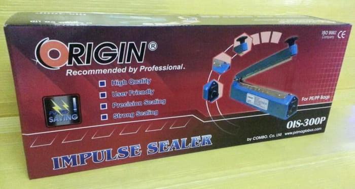 Top Hand Press Sealer ORIGIN 30 Cm (OIS-300P)
