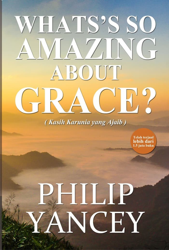 Whats So Amazing About Grace?