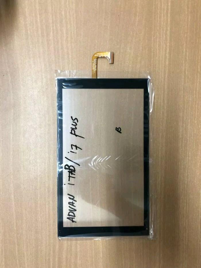 Foto Produk TOUCHSCREEN ADVAN TAB I7 PLUS HITAM ORI i-TAB I-TAB NEW 2018 7 INCH dari techno phone cikarang