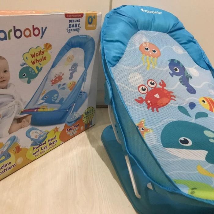 Sugarbaby Baby Bather / Kursi mandi bayi - Biru